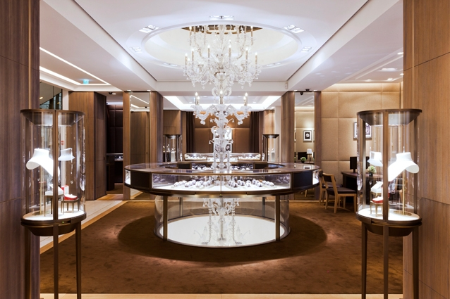 Barovier e Toso at Cartier in Milan – Architect on Tour – Architect ...