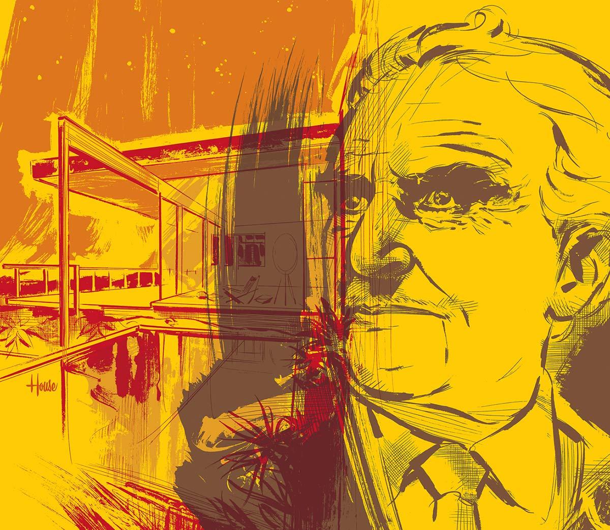 Architect and Friends Blog Richard Neutra Preservation