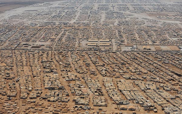 Architect and Friends Blog Zaatari Camp Jordan