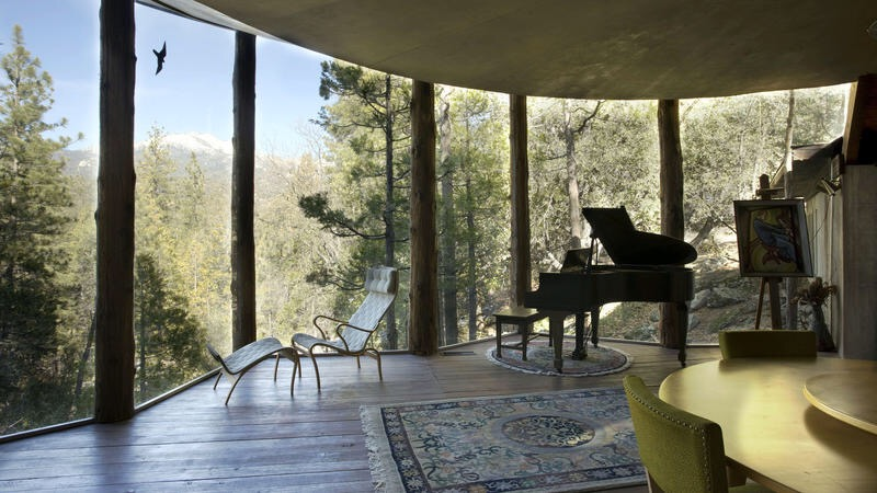 Architect and Friends Blog Pearlman Cabin Idyllwild