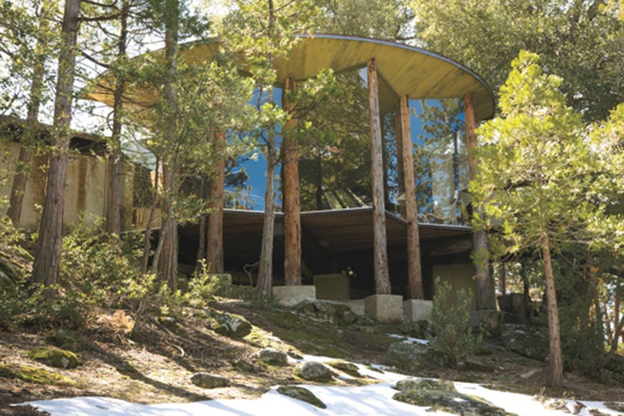 Architect and Friends Blog Pearlman Idyllwild California