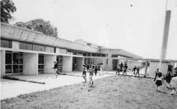 Architect and Friends Blog 1970s School Terzo di Aquileia Italy
