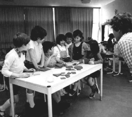Architect and Friends Blog Scuola Terzo di Aquileia 1970s