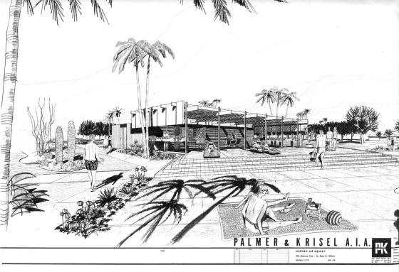 Architect and Friends Blog William Krisel Palm Springs