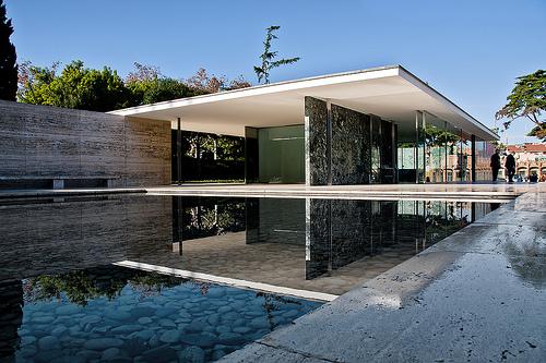 Architect and Friends Blog Barcelona Pavilion