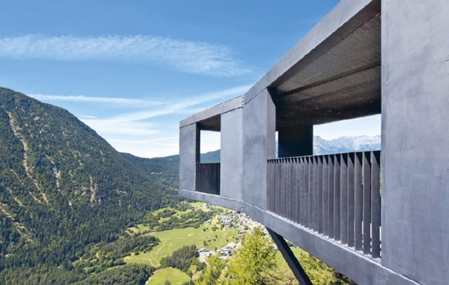 Architect and Friends Blog Tessa Gallery Arco Alpino