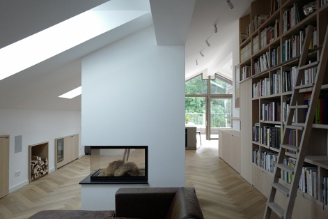 Architect and Friends Golling Loft Salzburg
